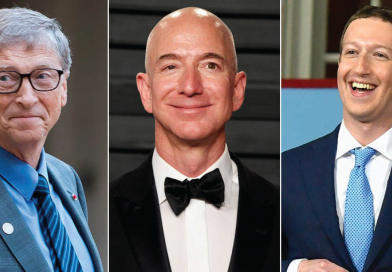 30 Male Billionaires With All The Money In The World
