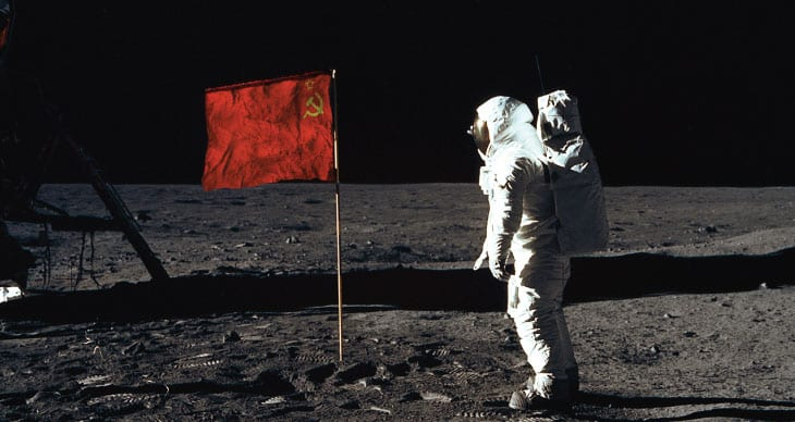 China May Be Kicking the United States Off The Moon